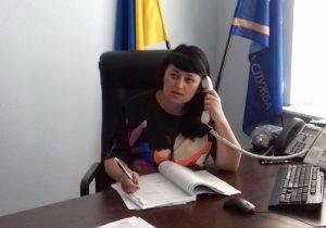 Сеанс телефонного зв'язку «гаряча лінія» у Васильківському відділенні Києво-Святошинської ОДПІ