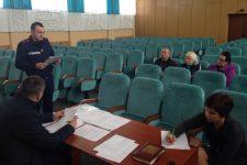 засідання постійної комісії з питань техногенно-екологічної безпеки та надзвичайних ситуацій
