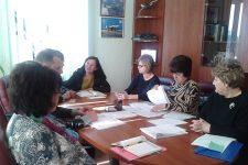 Засідання комісії з питань призначення відновлення соціальних виплат ВПО