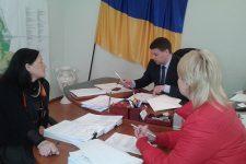 Засідання комісії з питань надання адресної матеріальної допомоги