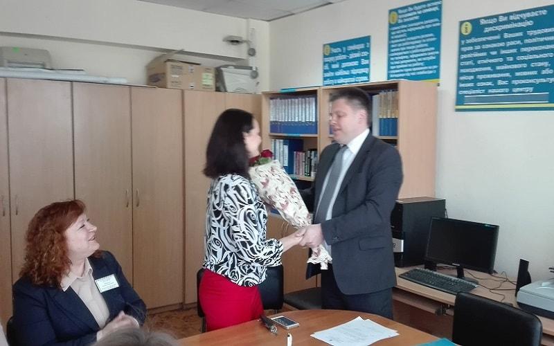 Васильківський міськрайонний центр зайнятості отримав нового директора