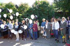 Мітинг до Дня пам'яті жертв політичних репресій