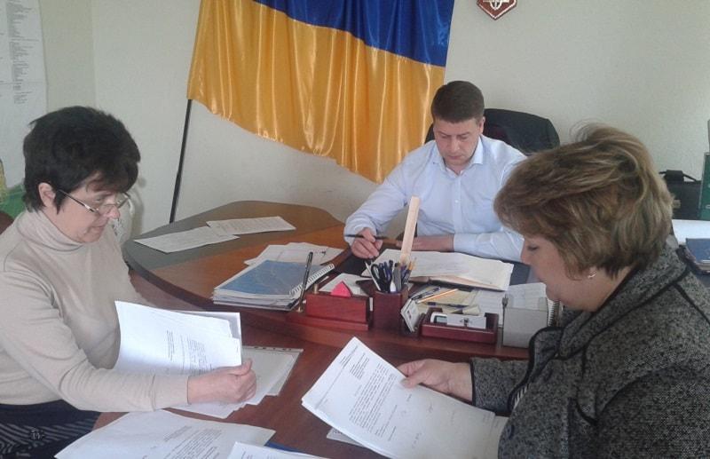Засідання комісії з питань призначення (відновлення) соціальних виплат внутрішньо преміщеним особам