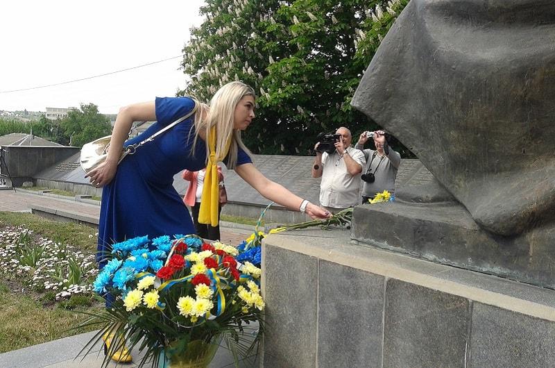 Урочистий мітинг з нагоди відзначення Дня пам'яті та примирення