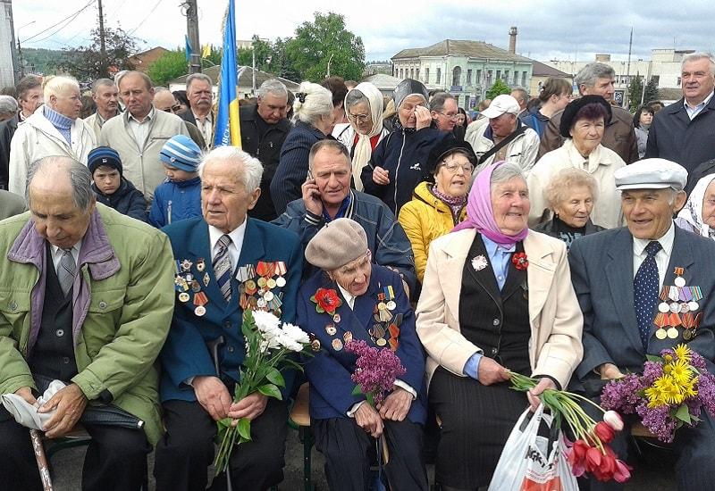 Святкування Дня перемоги над нацизмом у Другій світовій війні