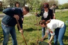 Васильків долучився до Всеукраїнської екологічної акції «Зробимо Україну чистою разом»